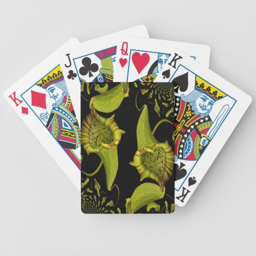 Two of hearts (Black) Bicycle Playing Cards