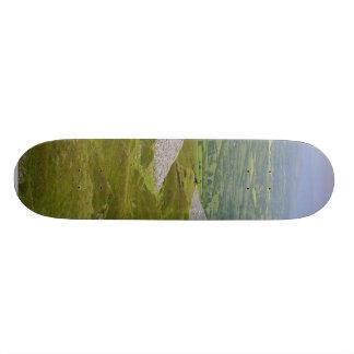 Two Of The Carrowkeel Tombs Skate Board Decks