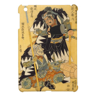Two of the Forty-Seven Ronin by Kunisada iPad Mini Covers