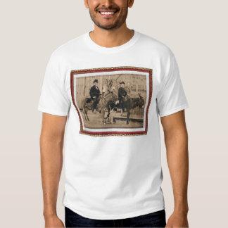 Two O'Keefe boys on donkeys (40040) T-Shirt