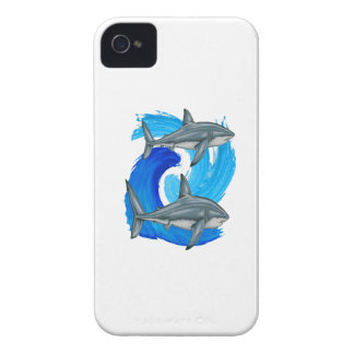 TWO ON PATROL Case-Mate iPhone 4 CASE