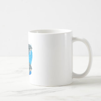 TWO ON PATROL COFFEE MUG
