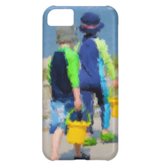 Two on the Beach iphone 5 Case