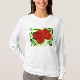 Two Oriental Poppies T-Shirt