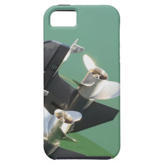Two outboard boat motors iPhone SE/5/5s case