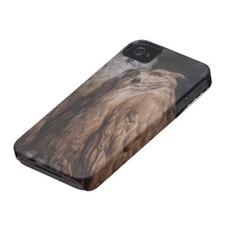 Two Owls by Gustave Dore iPhone 4 Case