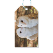 two owls friends gift tags