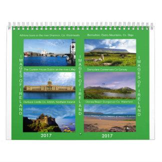 Two-Page-White-Calendar Calendar