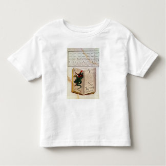 Two pages from 'The Magus' Toddler T-shirt