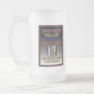 Two Party System Mug