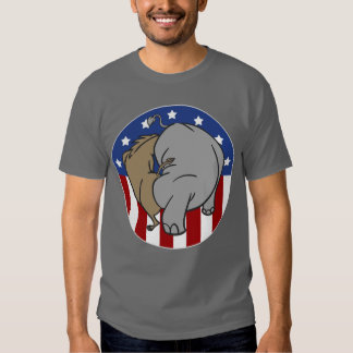 Two Party System T Shirt