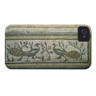 Two peacocks, decorative border detail from a mosa Case-Mate iPhone 4 case