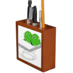 Two Peas In A Pod (Add Your Text) Pencil/Pen Holder