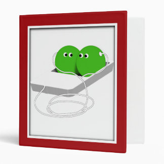 Two Peas in a Pod Binder