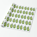Two peas in a pod gift wrap