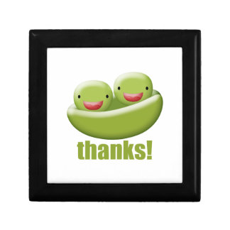 Two Peas In A Pod Give Thanks Gift Box