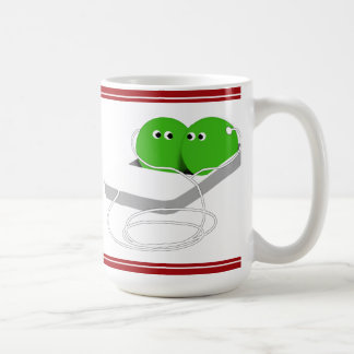 Two Peas in a Pod Mug