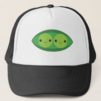 Two Peas in a Pod Trucker Hat