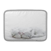 Two Persian Kittens MacBook Air Sleeve