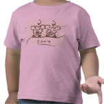 Two Pigs 2007 T-shirt