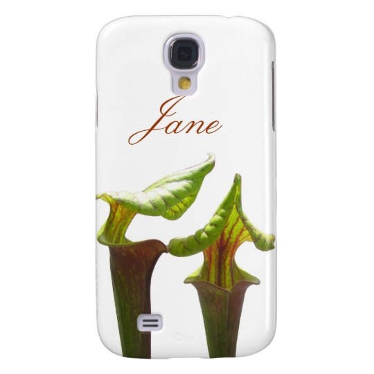 Two Pitcher Plants Galaxy S4 Cover