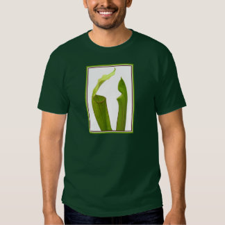 Two Pitcher Plants Tee Shirt