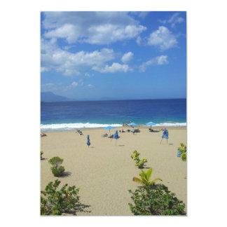 TWO PLAYA ALCIA BEACH SOSUA DOMINICAN REPUBLIC SUR CUSTOM ANNOUNCEMENTS