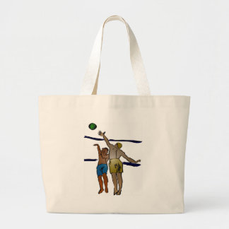 TWO PLAYERS CANVAS BAGS
