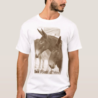 Two Points of View T-Shirt