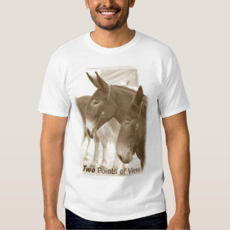 Two Points of View Tshirt