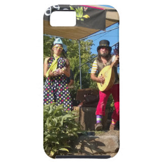 two Portland clowns iPhone 5 Cases