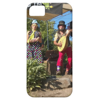 two Portland clowns iPhone 5 Case