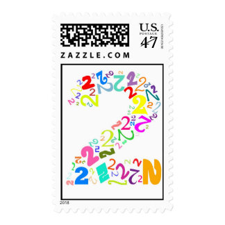 Two! Postage