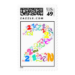 Two! Postage Stamp