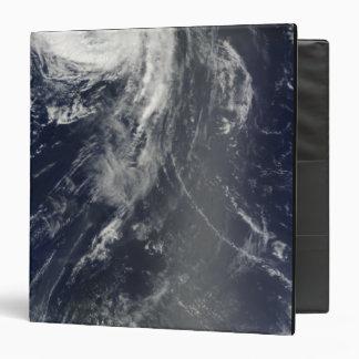 Two powerful storms span the Atlantic Ocean Binders