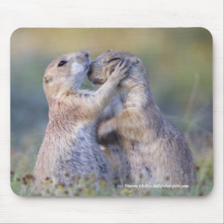Two Prairie Dogs Mouse Pad