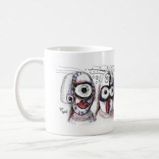 two prophets. coffee mug