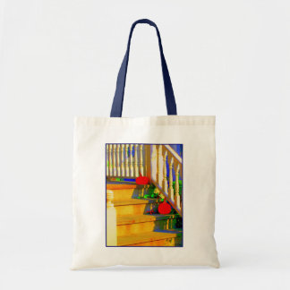 'Two Pumpkins' Budget Canvas Tote