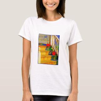 'Two Pumpkins' Ladies' T-shirt