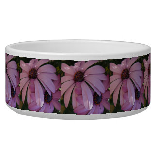 Two Purple Daisies Bowl