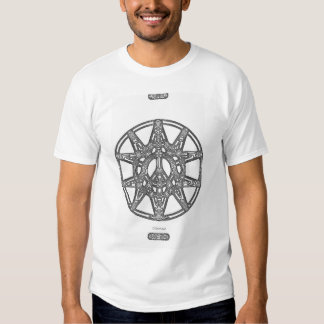 Two Quintessences Linked Centrally. T-Shirt