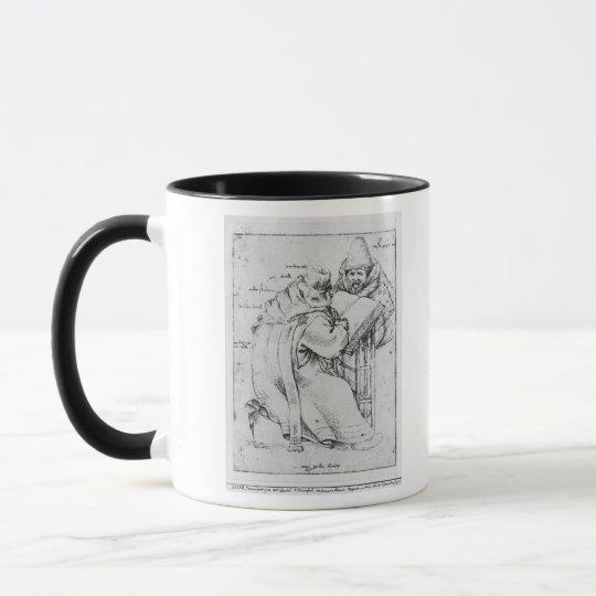 Two Rabbis Mug
