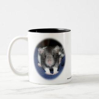 Two rattie Mug