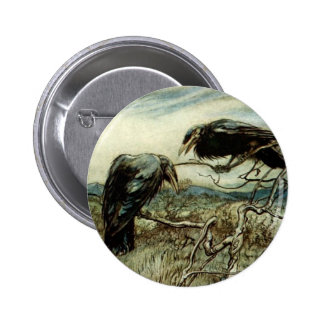 Two Ravens Pins