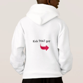 Two reasons to look at my back1.its FUNNY2.you ... Hoodie
