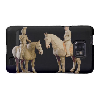 Two Riders, Chinese, Tang dynasty (618-906) (terra Galaxy SII Cases