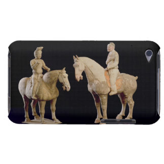 Two Riders, Chinese, Tang dynasty (618-906) (terra iPod Touch Cases