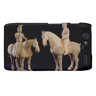 Two Riders, Chinese, Tang dynasty (618-906) (terra Droid RAZR Cover