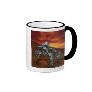 Two Robots Mug
