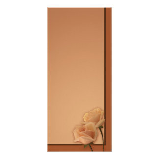 Two Roses Customized Rack Card